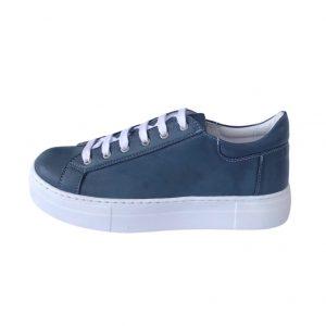 Sneakers em Pele – Modelo FARO
