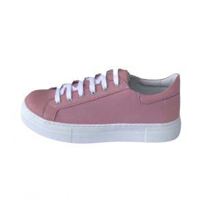 Sneakers em Pele – Modelo BRAGA